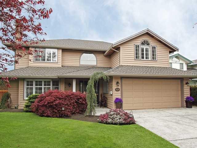 Main Photo: 4640 BRITANNIA Drive in Richmond: Steveston South House for sale : MLS®# V889050