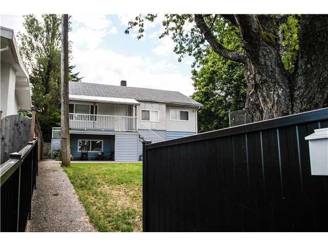 Main Photo: 1689 SPRINGER AV in Burnaby: Brentwood Park House for sale (Burnaby North)  : MLS®# V1013523