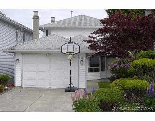 Main Photo: 3591 GARRY ST in Richmond: Steveston Village House for sale : MLS®# V592716