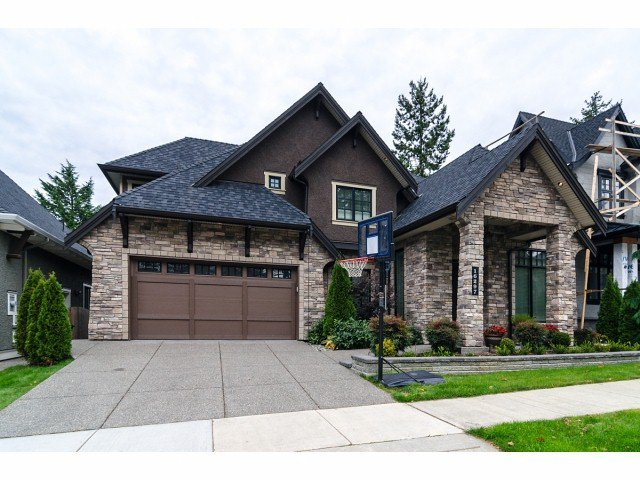 """Main Photo: 16297 27A Avenue in Surrey: Grandview Surrey House for sale in """"Morgan Heights"""" (South Surrey White Rock)  : MLS®# F1323182"""
