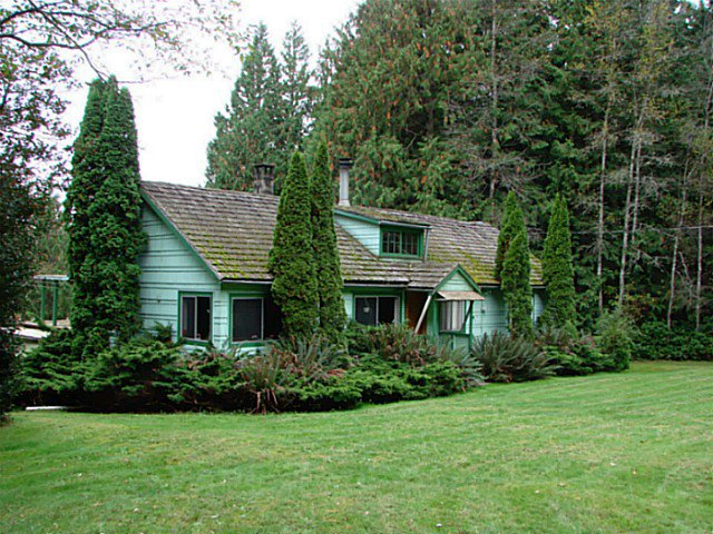 Main Photo: 1111 GLADWIN TRAIL Road: Roberts Creek House for sale (Sunshine Coast)  : MLS®# V1031845