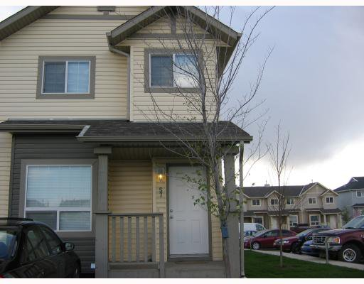 Main Photo: 57 111 Tarawood Lane NE in Calgary: Taradale Townhouse for sale : MLS®# C3364648