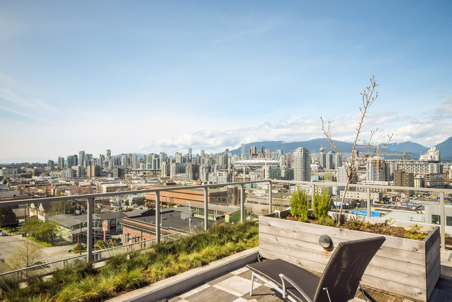 Photo 16: Photos: # 616 250 E 6TH AV in Vancouver: Mount Pleasant VE Condo for sale (Vancouver East)  : MLS®# V1058995