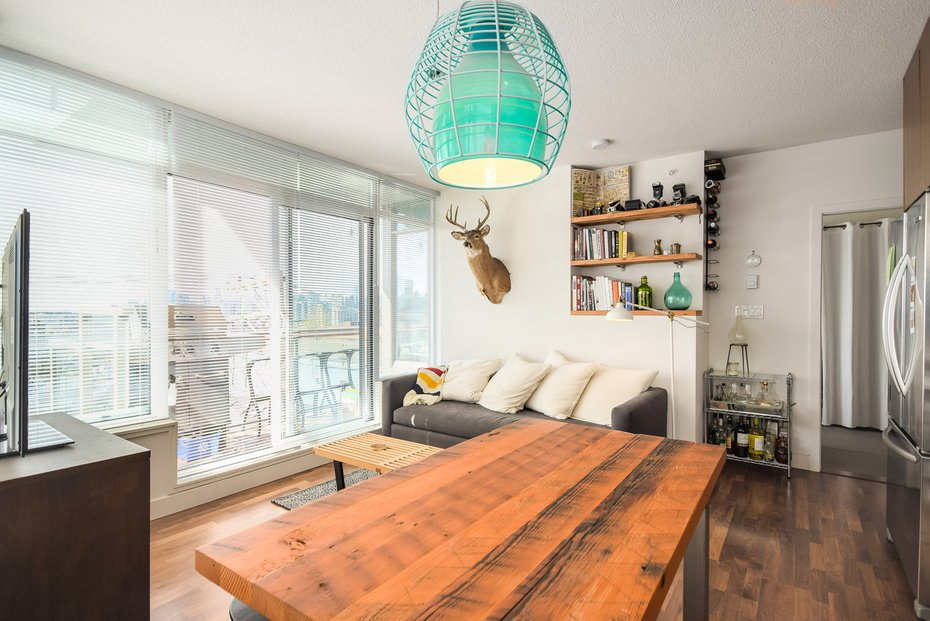 Photo 5: Photos: # 616 250 E 6TH AV in Vancouver: Mount Pleasant VE Condo for sale (Vancouver East)  : MLS®# V1058995