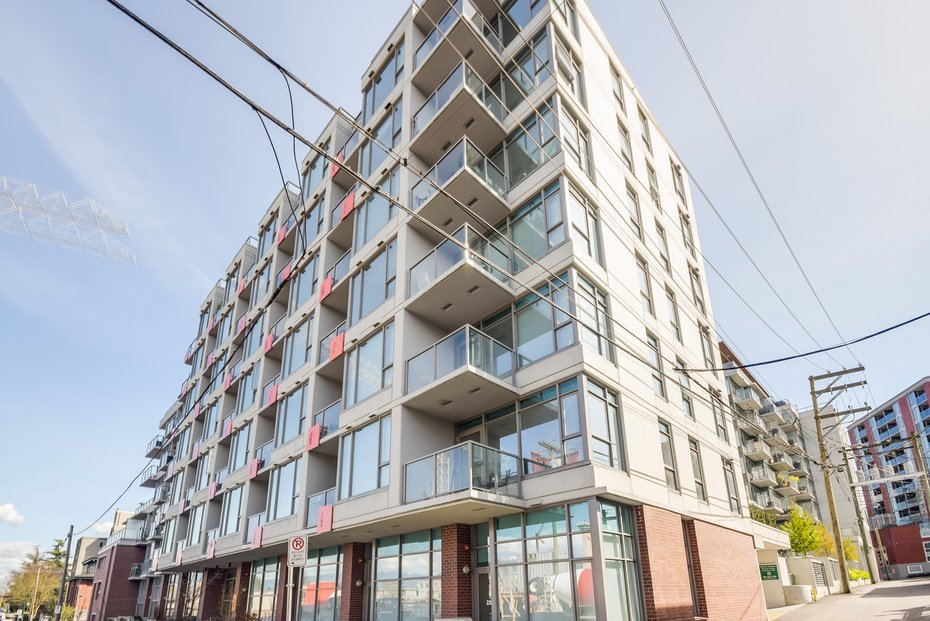 Photo 2: Photos: # 616 250 E 6TH AV in Vancouver: Mount Pleasant VE Condo for sale (Vancouver East)  : MLS®# V1058995