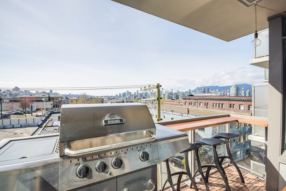 Photo 13: Photos: # 616 250 E 6TH AV in Vancouver: Mount Pleasant VE Condo for sale (Vancouver East)  : MLS®# V1058995