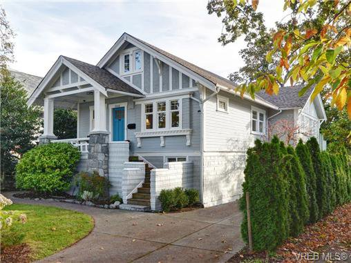 Main Photo: 2751 Roseberry Avenue in VICTORIA: Vi Oaklands Single Family Detached for sale (Victoria)  : MLS®# 357224