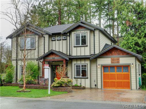 Main Photo: 765 Danby Pl in VICTORIA: Hi Bear Mountain Single Family Detached for sale (Highlands)  : MLS®# 723545