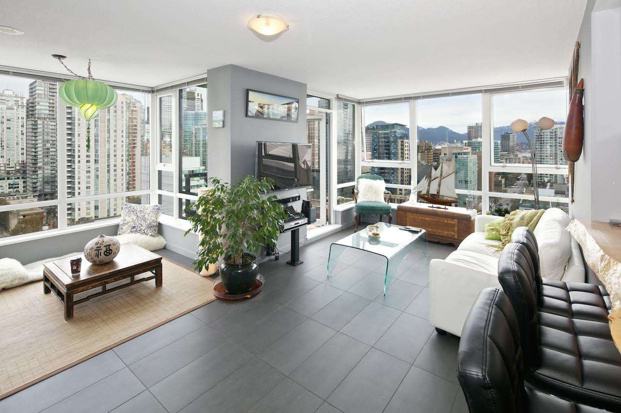 "Main Photo: 2508 928 BEATTY Street in Vancouver: Yaletown Condo for sale in ""THE MAX by CONCORD PACIFIC"" (Vancouver West)  : MLS®# R2047968"