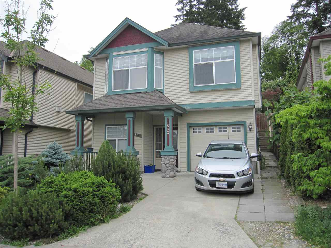 Main Photo: 11532 228 Street in Maple Ridge: East Central House for sale : MLS®# R2069865