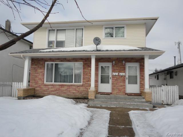 Main Photo: 323 Riverton Avenue in Winnipeg: Elmwood Residential for sale (3A)  : MLS®# 1704688