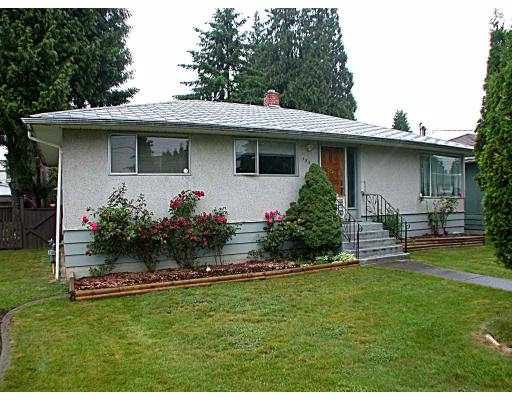 Main Photo: 1939 WESTMINSTER Ave in Port Coquitlam: Glenwood PQ House for sale : MLS®# V626637