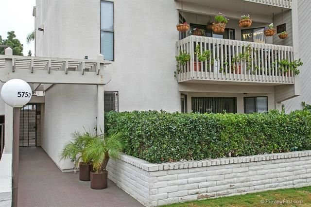 Main Photo: MISSION VALLEY Condo for sale : 1 bedrooms : 5750 Friars Rd. #209 in San Diego