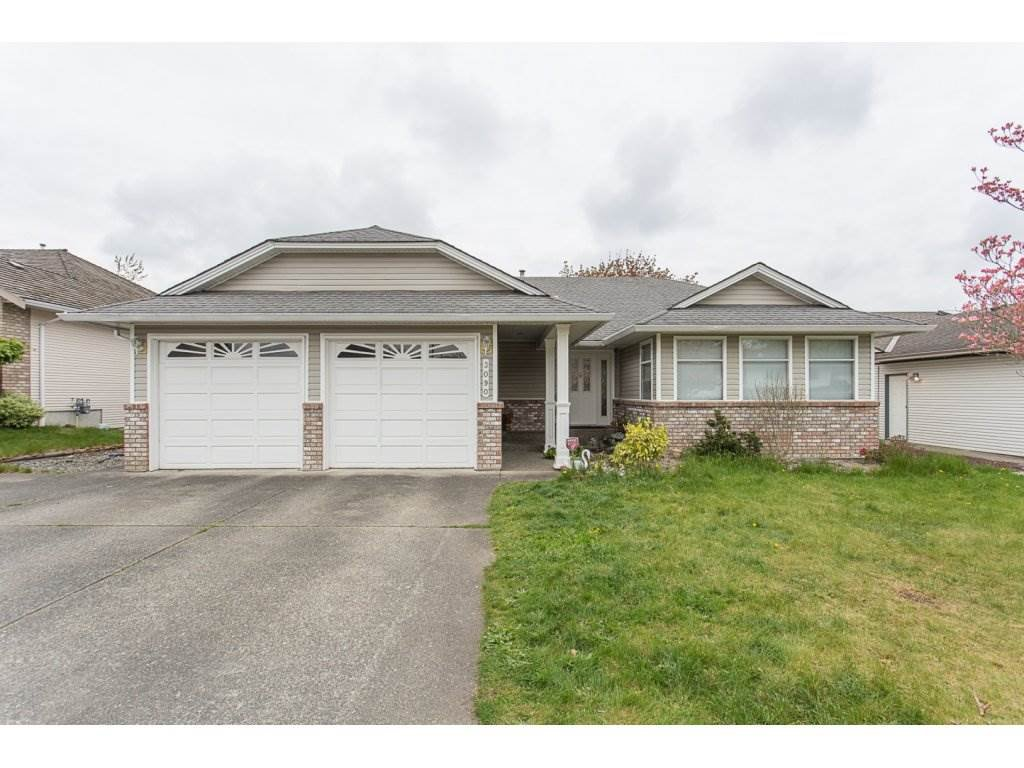 Main Photo: 3090 GOLDFINCH Street in Abbotsford: Abbotsford West House for sale : MLS®# R2262126