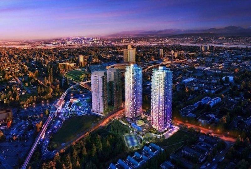 Main Photo: 2107 13750 100 Avenue in Surrey: Whalley Condo for sale (North Surrey)  : MLS®# R2290681