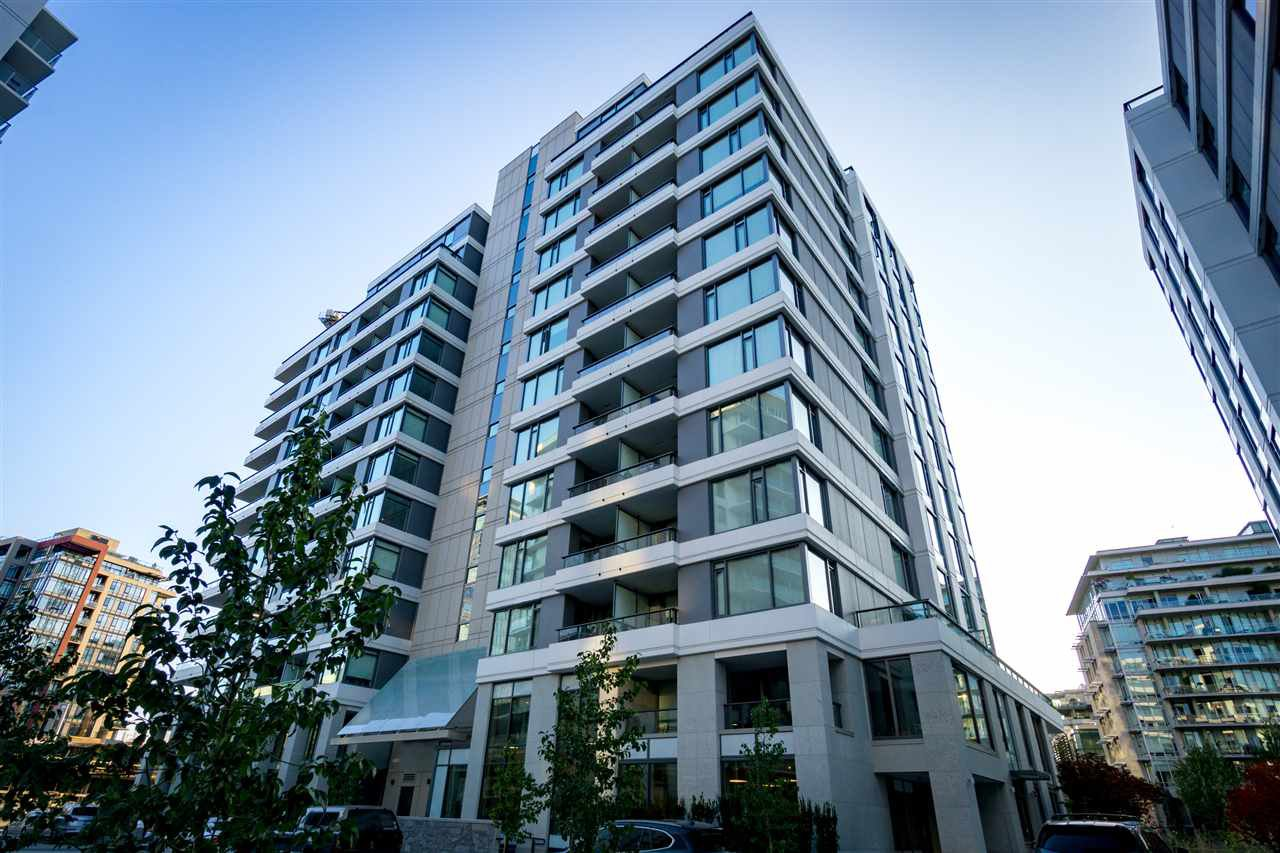 "Main Photo: 804 1688 PULLMAN PORTER Street in Vancouver: False Creek Condo for sale in ""Navio South Building"" (Vancouver West)  : MLS®# R2294358"