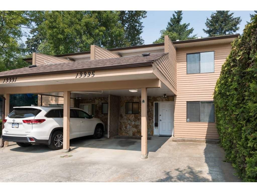 "Main Photo: 13335 70B Avenue in Surrey: West Newton Townhouse for sale in ""Suncreek"" : MLS®# R2298899"