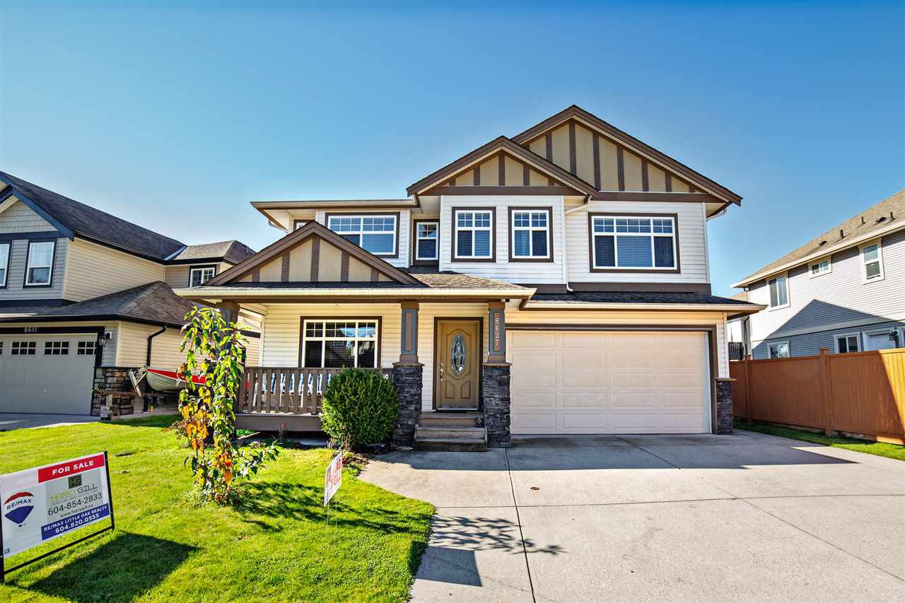 Main Photo: 8627 TUPPER Boulevard in Mission: Mission BC House for sale : MLS®# R2316810
