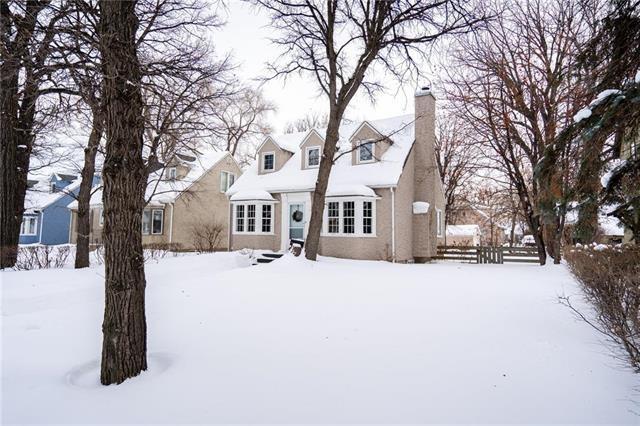 Main Photo: 337 Overdale Street in Winnipeg: Deer Lodge Residential for sale (5E)  : MLS®# 1904034