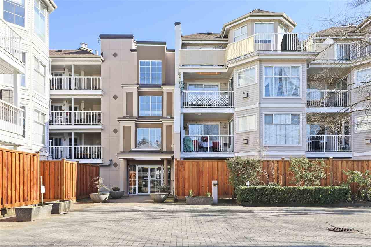Main Photo: 408 2678 DIXON Street in Port Coquitlam: Central Pt Coquitlam Condo for sale : MLS®# R2363491