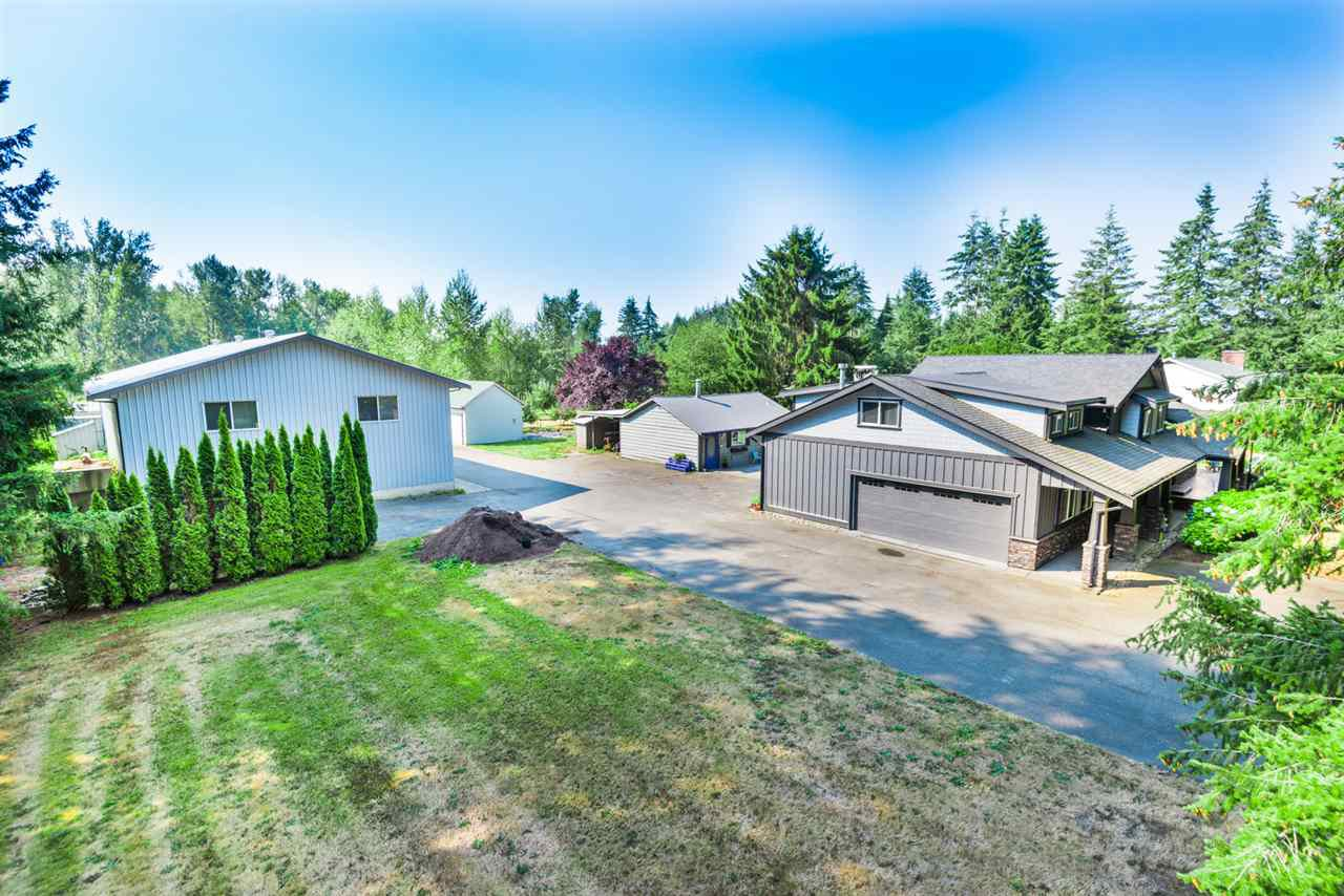 """Main Photo: 25050 56 Avenue in Langley: Salmon River House for sale in """"SALMON RIVER"""" : MLS®# R2364681"""