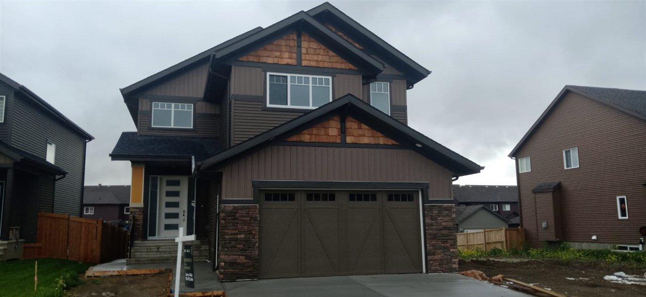 Main Photo: 1407 GRAYDON HILL Way SW in Edmonton: Zone 56 Attached Home for sale : MLS®# E4160703