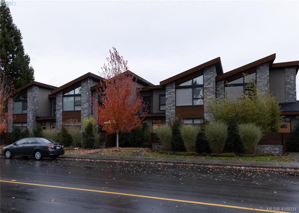 Main Photo: 3 2350 Henry Ave in NORTH SAANICH: Si Sidney North-East Row/Townhouse for sale (Sidney)  : MLS®# 827133