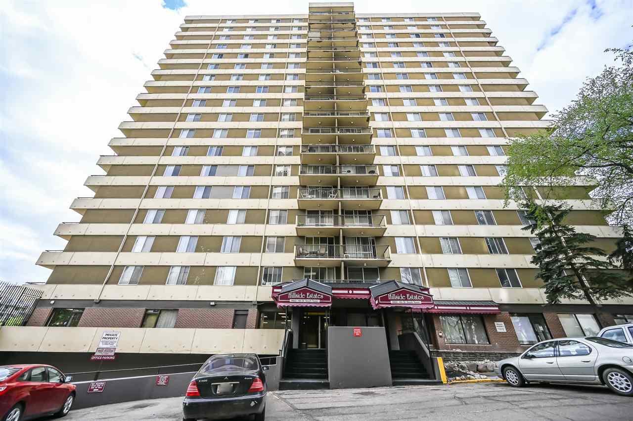 Main Photo: 607 9903 104 Street in Edmonton: Zone 12 Condo for sale : MLS®# E4184094