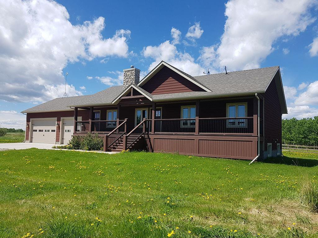Main Photo: 4446 HWY 579: Rural Mountain View County Detached for sale : MLS®# C4293085