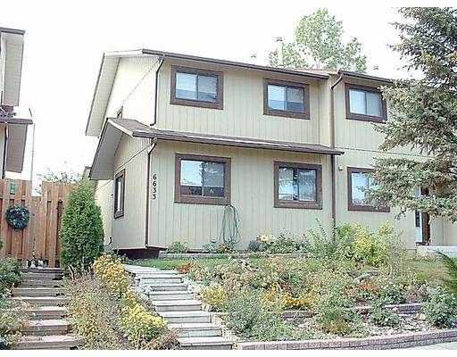 Main Photo:  in CALGARY: Huntington Hills Townhouse for sale (Calgary)  : MLS®# C2385006