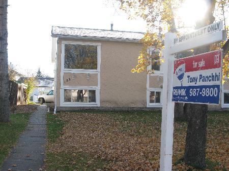 Main Photo: 183 SUMMERFIELD in Winnipeg: Residential for sale (North Kildonan)  : MLS®# 1021189