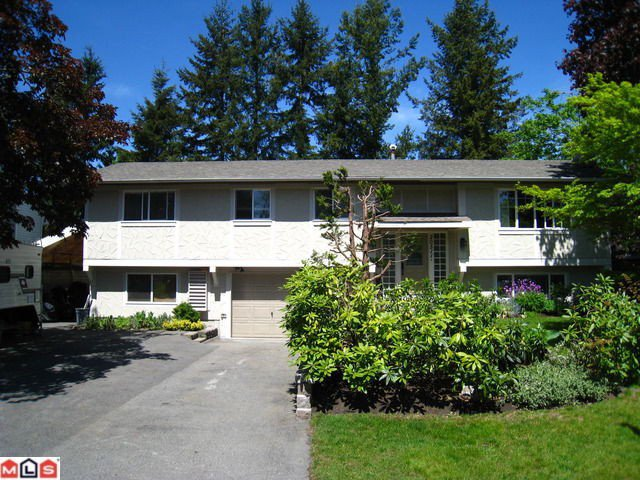 Main Photo: 20511 42A Avenue in Langley: Brookswood Langley House for sale : MLS®# F1212923