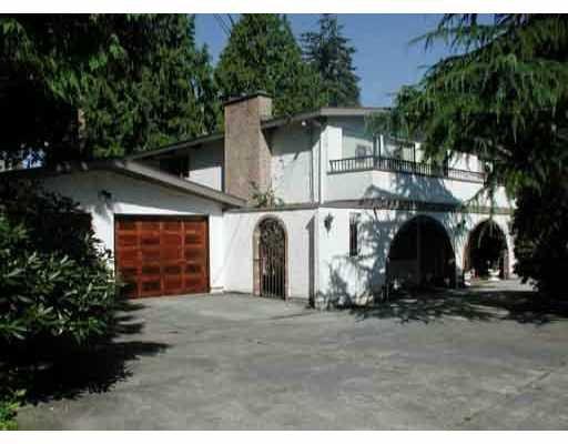 Main Photo: 1019 57th in Tsawwassen: Tsawwassen East House for sale : MLS®# V636507