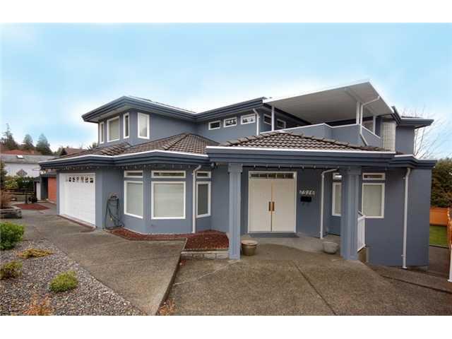 Main Photo: 7516 AUBREY Street in Burnaby: Simon Fraser Univer. House for sale (Burnaby North)  : MLS®# V1047016
