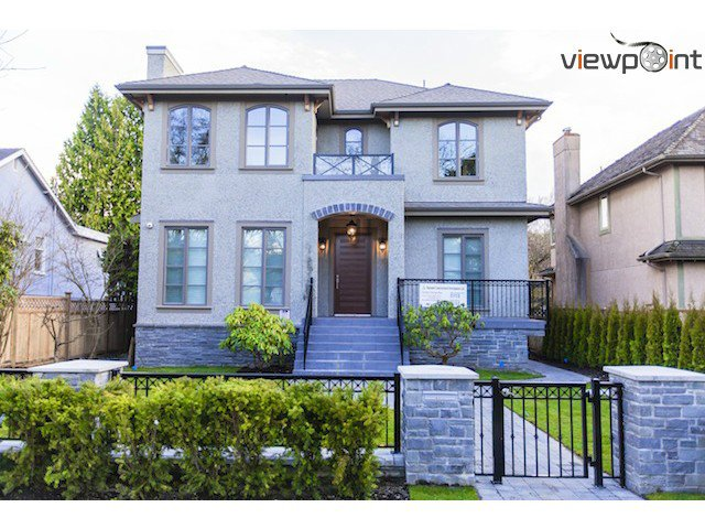 """Main Photo: 3546 W 29TH Avenue in Vancouver: Dunbar House for sale in """"DUNBAR"""" (Vancouver West)  : MLS®# V1053705"""