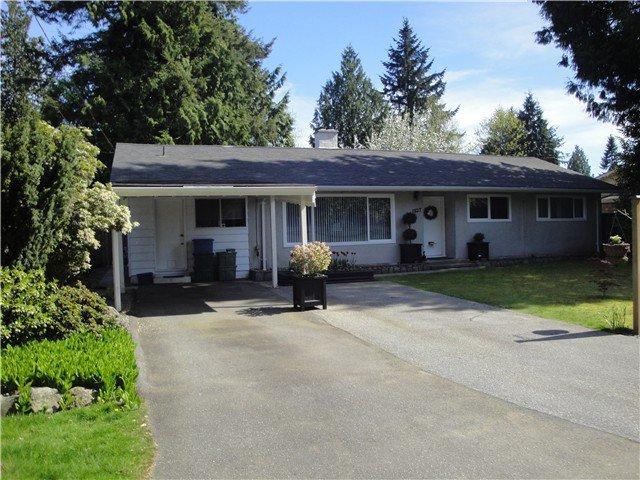 Main Photo: 1927 GLENAIRE Drive in North Vancouver: Pemberton NV House for sale : MLS®# V1061139