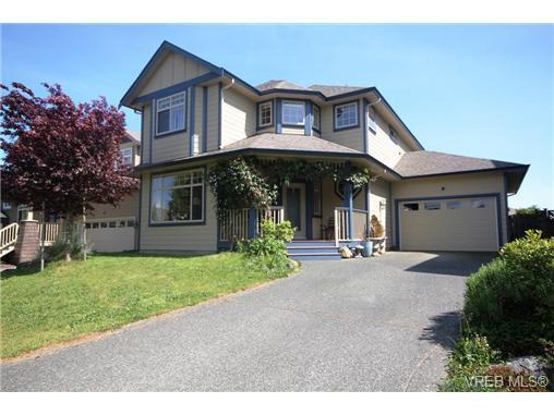 Main Photo: 6593 Felderhof Rd in SOOKE: Sk Broomhill Single Family Detached for sale (Sooke)  : MLS®# 672015
