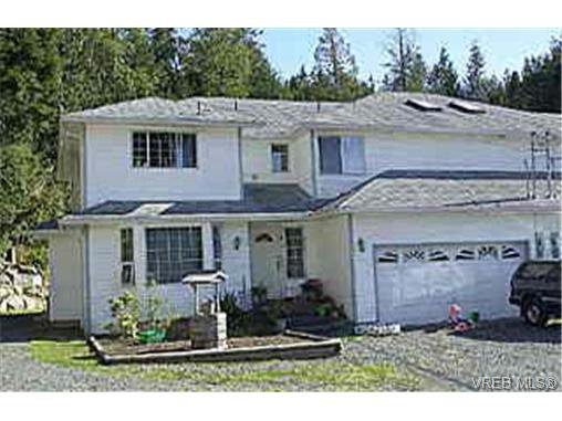 Main Photo: 1127 Lippincott Rd in VICTORIA: La Luxton Half Duplex for sale (Langford)  : MLS®# 267563