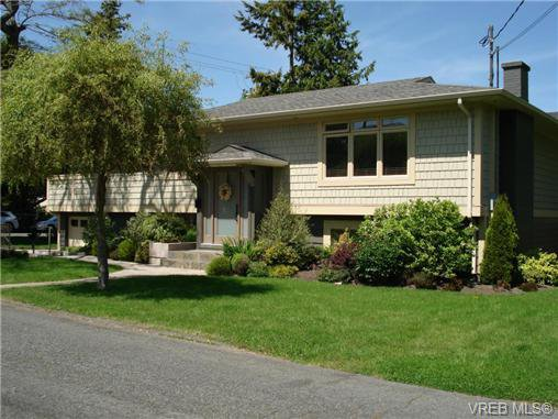 Main Photo: 2112 Pentland Rd in VICTORIA: OB South Oak Bay House for sale (Oak Bay)  : MLS®# 689547