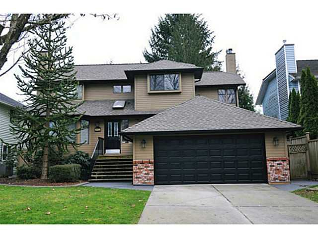 Main Photo: 3922 ROBIN Place in Port Coquitlam: Oxford Heights House for sale : MLS®# V1106174