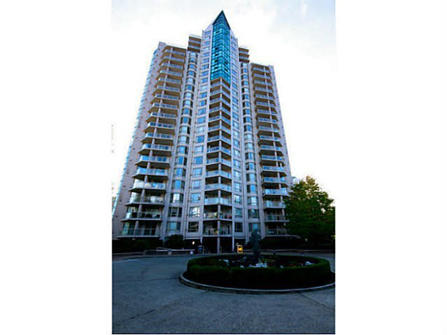"Main Photo: 1301 1196 PIPELINE Road in Coquitlam: North Coquitlam Condo for sale in ""The Hudson"" : MLS®# V1120885"