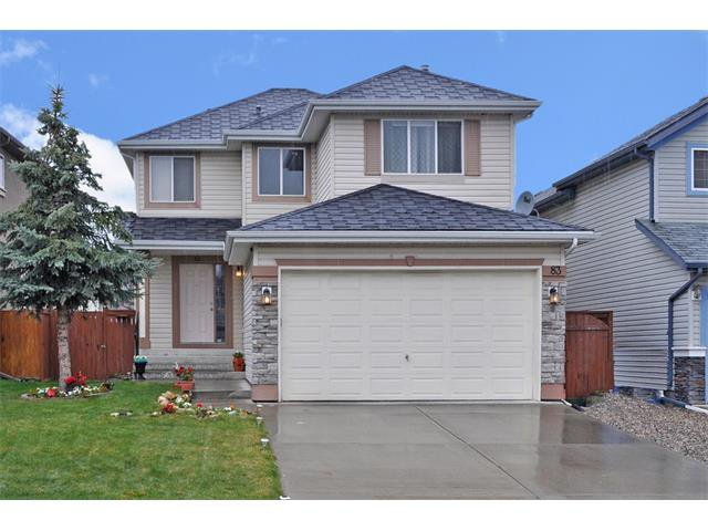 Main Photo: 83 SOMERGLEN Way SW in Calgary: Somerset House for sale : MLS®# C4008824