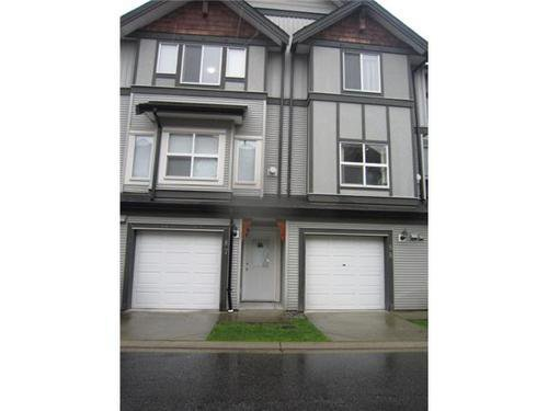 Main Photo: 88 1055 RIVERWOOD Gate in Port Coquitlam: Riverwood Home for sale ()  : MLS®# V880153