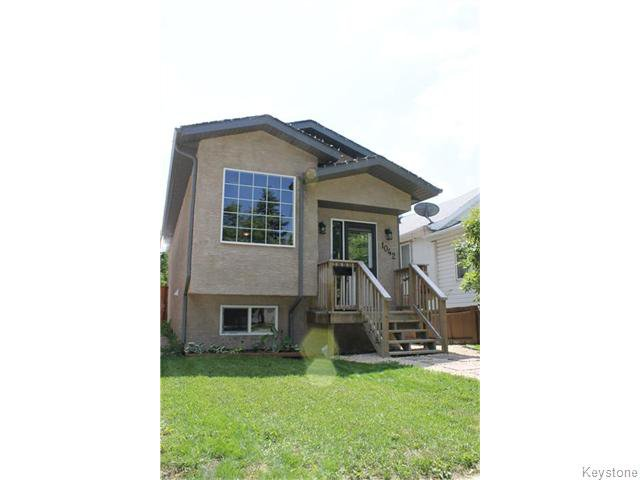 Main Photo: 1042 Chevrier Boulevard in WINNIPEG: Manitoba Other Residential for sale : MLS®# 1517759