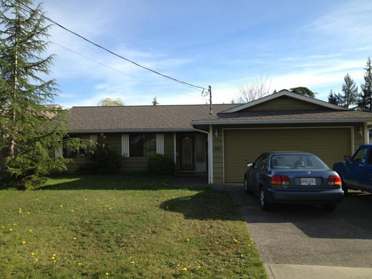 Main Photo: 587 Springbok Road Campbell River Real Estate Properties British Columbia Remax Check Realty