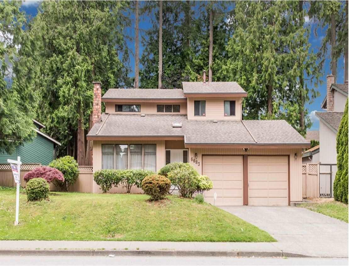 Main Photo: 6683 NICHOLSON Road in Delta: Sunshine Hills Woods House for sale (N. Delta)  : MLS®# R2079530