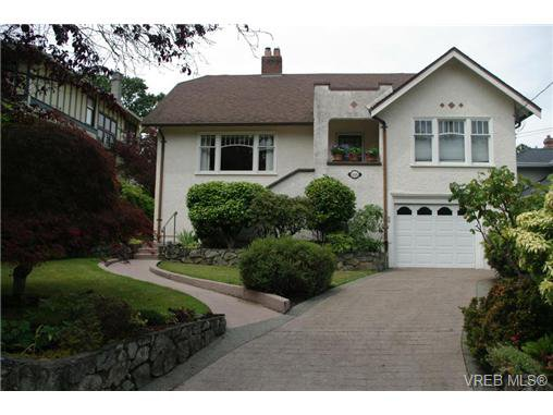 Main Photo: 1616 Hampshire Rd in VICTORIA: OB North Oak Bay Single Family Detached for sale (Oak Bay)  : MLS®# 735476