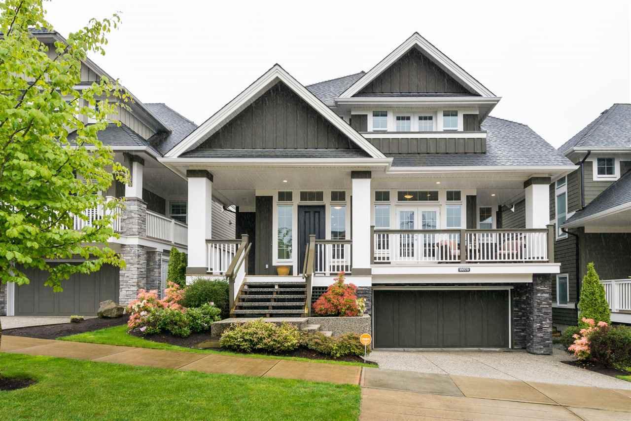 Main Photo: 16076 28A Avenue in Surrey: Grandview Surrey House for sale (South Surrey White Rock)  : MLS®# R2204683