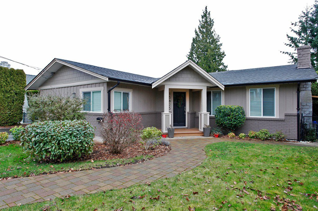Main Photo: 15825 PROSPECT Crescent in South Surrey White Rock: Home for sale : MLS®# F1437317