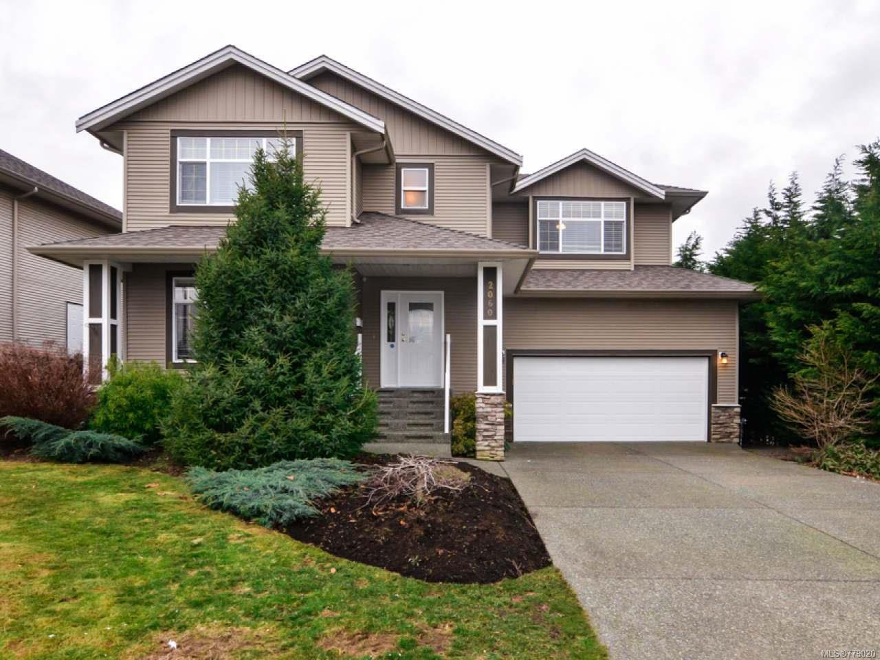 Main Photo: 2060 College Dr in CAMPBELL RIVER: CR Willow Point House for sale (Campbell River)  : MLS®# 779020